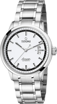 Titoni 83733 S-559  Analog Watch For Men