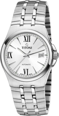Titoni 83730 S-520  Analog Watch For Men