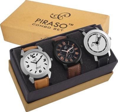 PIRASO PW3 9103 DECKER Analog Watch   For Men PIRASO Wrist Watches