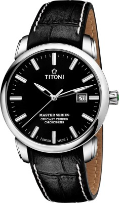 Titoni 83188 S-ST-577  Analog Watch For Men