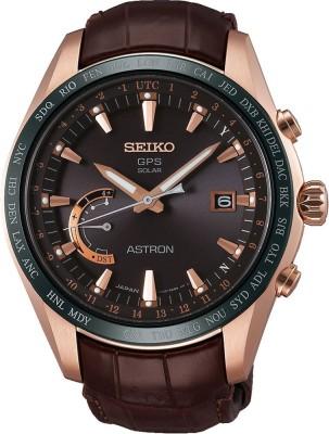 Seiko SSE096J1 Chronograph Black Dial Men's Watch (SSE096J1)