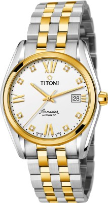 Titoni 83909 SY-063  Analog Watch For Men