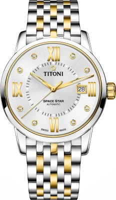 Titoni 83538 SY-099  Analog Watch For Men