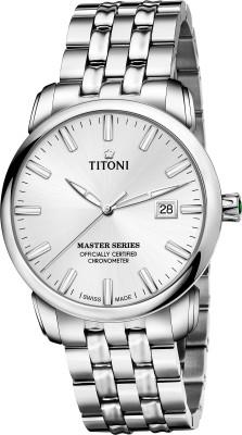 Titoni 83188 S-575  Analog Watch For Men