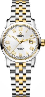 Titoni 23538 SY-561  Analog Watch For Women