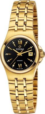 Titoni 23730 G-515  Analog Watch For Women