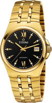 Titoni 83730 G-515  Analog Watch For Men