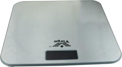 Zblack Virgo Bathroom Digital Plastic Steel Slim Body 150 kg Weighing Scale(Multicolor)