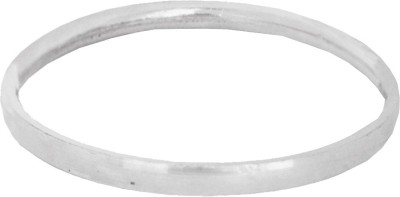 Rich & Famous Stainless Steel Silver Kada at flipkart
