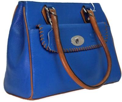B and F. Shoulder Bag(Blue)