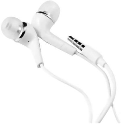 AWAKSHI SAM YR 0002 Headphone(White, In the Ear) 1