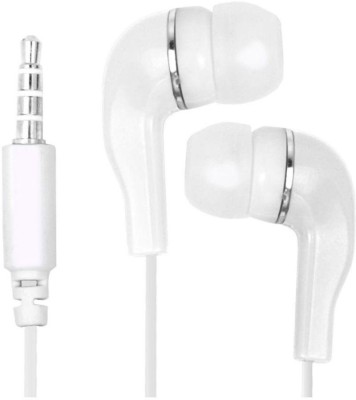 AWAKSHI SAM YR 0006 Headphone(White, In the Ear) 1