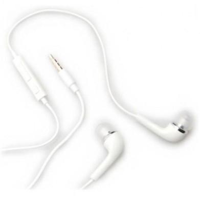 AWAKSHI SAM YR 0008 Headphone(White, In the Ear) 1