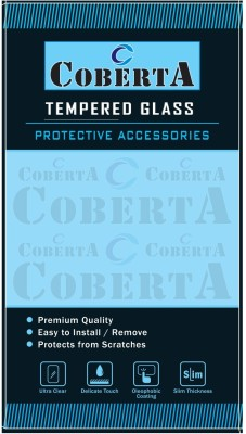 Coberta Case Tempered Glass Guard for Microsoft Lumia 640 XL
