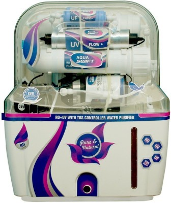 Aquaguard UTC RO+UV+MTDS Water Purifier (White)