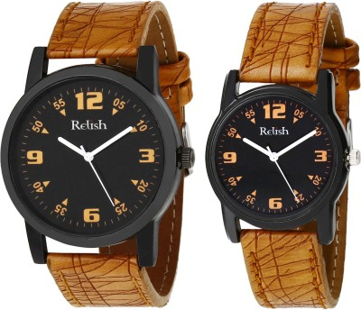 Relish RE-COU-0105  Analog Watch For Couple