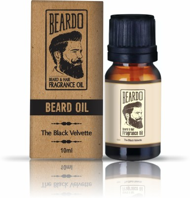 Beardo The Black Velvette Beard & Hair Fragrance Oil(10 ml)