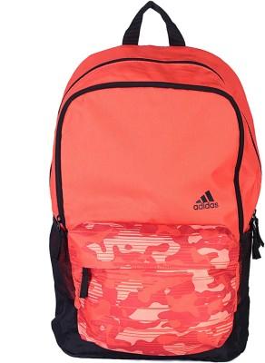 Adidas SWCIG 22 L Laptop Backpack(Orange)  available at flipkart for Rs.2339