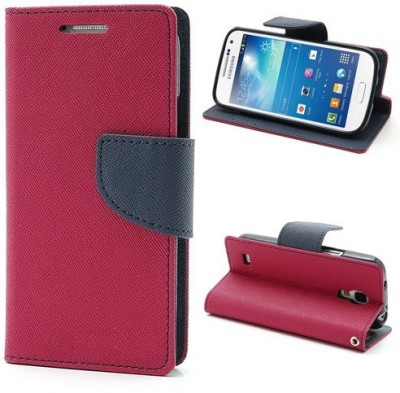 GadgetM Flip Cover for Apple iPhone 5s Pink