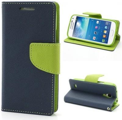 GadgetM Flip Cover for SAMSUNG Galaxy S6 Edge Blue