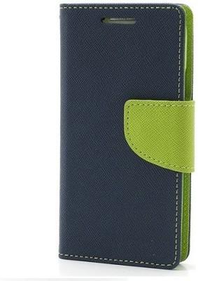 GadgetM Flip Cover for Motorola Moto E3 Power Blue