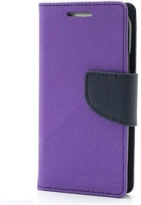 GadgetM Flip Cover for LeEco Le 1S Purple