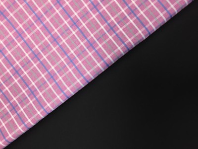 snt fashions Cotton Polyester Blend Solid Shirt & Trouser Fabric(Un-stitched)