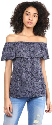 Harpa Casual Sleeveless Floral Print Women