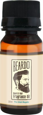 Beardo The Irish Royale Beard & Hair Fragrance Oil(30 ml) at flipkart