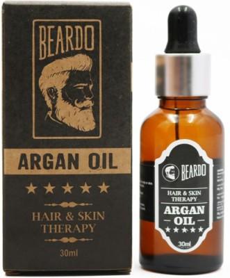 Beardo ARGAN – Hair & Skin Treatment and Therapy Oil-Moisturizing & Conditioning(30 ml)