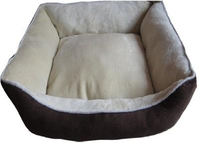 CreBril CDB532 M Pet Bed(Beige, Brown)