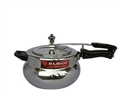 Surya RAJRANI 1.5 L Pressure Cooker with Induction Bottom(Aluminium)
