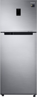 Image of Samsung 394 L Frost Free Double Door 3 Star Refrigerator which is best refrigerator under 50000