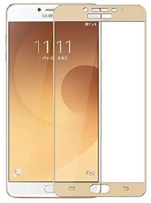 Karimobz Tempered Glass Guard for Samsung Galaxy C7 Pro