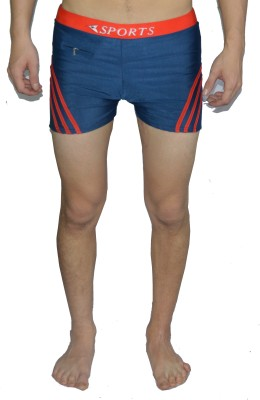 TAB Swimwear Solid Men Swimsuit