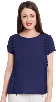 Vero Moda Casual Short Sleeve Solid Women