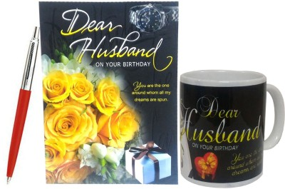 34 OFF On Saugat Traders Birthday Gift Combo For Husband