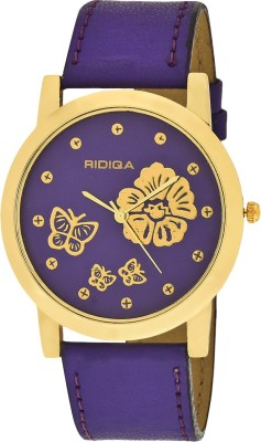 RIDIQA RD-59  Analog Watch For Girls