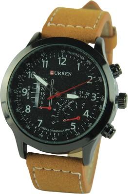 Curren Curren 8152 BR 01 Analog Watch   For Men   Women Curren Wrist Watches