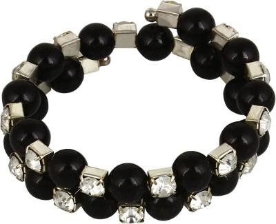 Styles Creation Crystal Rose Gold Bracelet at flipkart