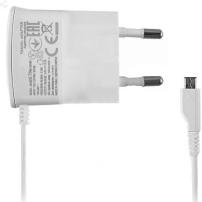 Earldom Universal Fast Charging 2.1 Amp All Android & Other Mobile Phone Micro USB Pin Mobile Charger(White) at flipkart