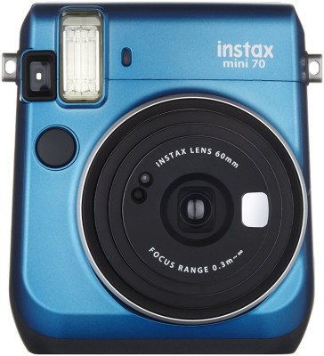 Fujifilm Instax Mini 70 Instant Camera(Blue)