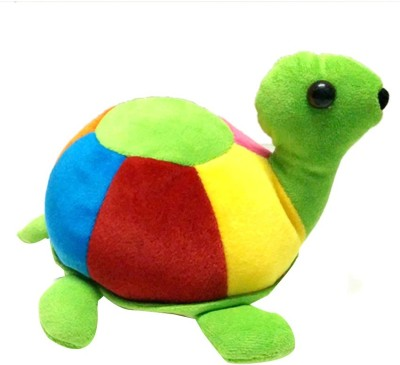 Deals India Tortoise Soft Toy  - 7 inch(Multicolor)
