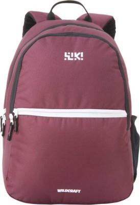 Wildcraft FK - Backapck_2 30 L Backpack(Maroon)