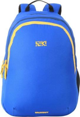 Wildcraft FK - Backapck_3 32 L Backpack(Blue)