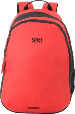 Wildcraft FK - Backapck_3 32 L Backpack(Red)