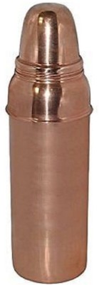 Trimurti Copper bottle 850 ml Bottle(Pack of 1, Brown) at flipkart