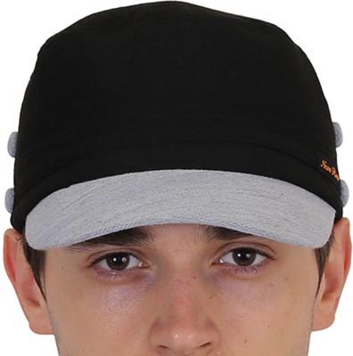 Neon Rock Solid Cotton Cap Cap