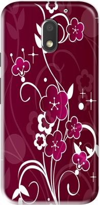 Flipkart SmartBuy Back Cover for Motorola Moto E3 Power(Black, Rubber)