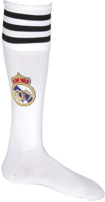 Navex Real madrid football socks   White Football Kit